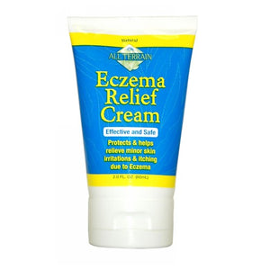 Eczema Relief Cream 2 Oz by All Terrain (2587845263445)