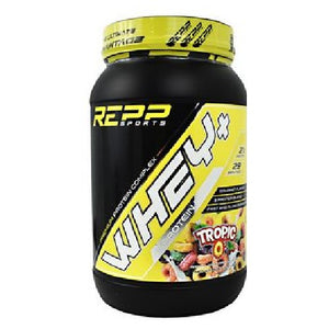 Whey + Premium Protein Tropic O's 2 lbs by Repp Sports (2590035148885)