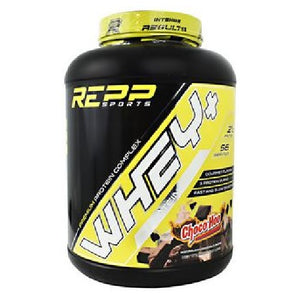 Whey + Premium Protein Choco Hoo 4 lbs by Repp Sports (2590035181653)