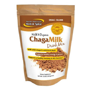 Chagamilk Drink Mix 3.5 Oz by North American Herb & Spice (2587875639381)