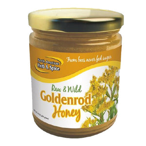 Goldenrod Honey 10 Oz by North American Herb & Spice (2590036820053)