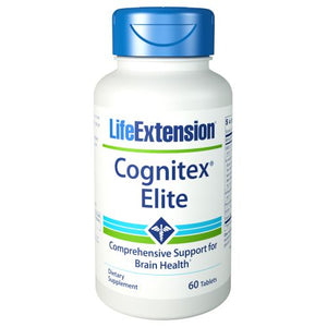 Cognitex Elite 60 Tablets by Life Extension