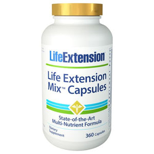 Life Extension Mix 360 Tabs by Life Extension (2636320833621)