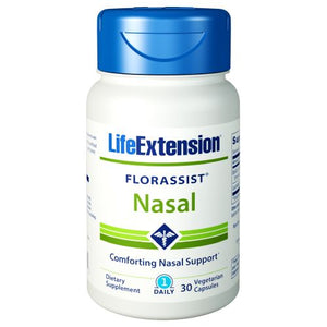 Florassist Nasal 30 Veg Caps by Life Extension (2614529294421)