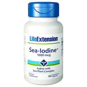 Sea-Iodine 60 Caps by Life Extension (2590140301397)