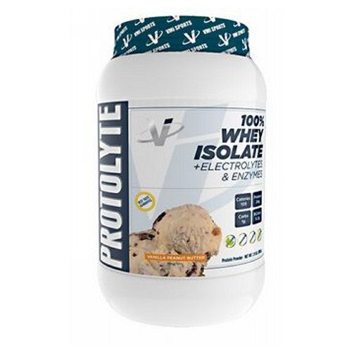 ProtoLyte 100% Whey Isolate Van Pb 2LB by VMI