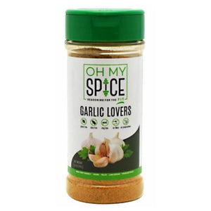 Oh My Spice Garlic 5 Oz by Oh My Spice,LLC (2587804500053)