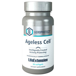 Ageless Cell 30 Softgels by Life Extension (2590343397461)