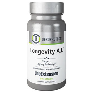 Geroprotect Longevity A.I 30 Softgels by Life Extension