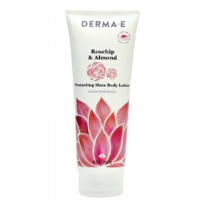 Body Lotion Rosehip Almond 8 Oz by Derma e (2590050287701)