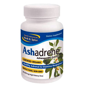 Ashadrene 60 Caps by North American Herb & Spice (4754009751637)