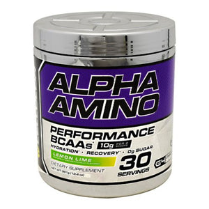 Alpha Amino Lemon Lime 30 Servings by Cellucor (4753977704533)