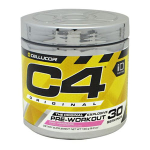 C4 Pre-Workout Explosive Energy Pink Lemonade 30 Servings by Cellucor (4753978327125)