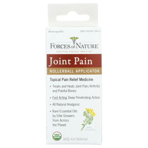 Joint Pain Management 4 ml by Forces of Nature (4753980948565)