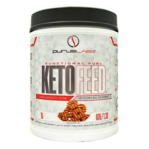 Ketofeed Samao Chocolate Cream 15 Servings by Purus Labs (2614508388437)