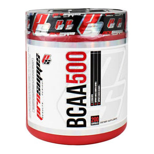 BCAA 500 200 Caps by Pro Supps (4754004344917)