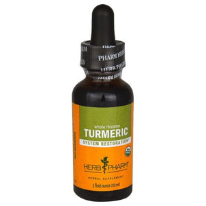 Turmeric Extract 1 Oz by Herb Pharm (2584035000405)