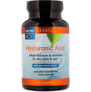 Hyaluronic Acid 60 Caps by Neocell Laboratories (2584235966549)