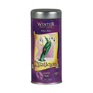 Winter Potion Wellness Tea Licorice 35 ct by FunFresh Foods (4753940349013)
