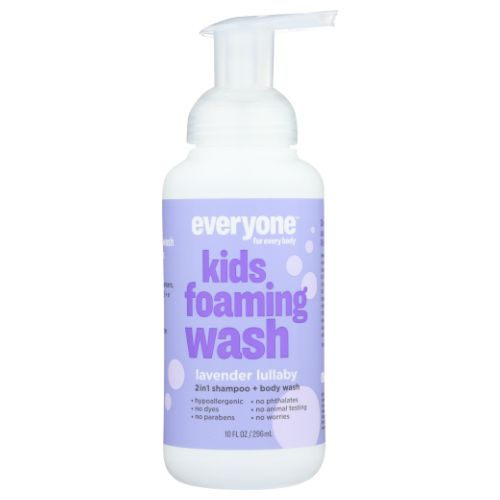 Foaming Soap for Kids Lavender 10 Oz by EO Products