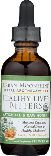 Healthy Liver Bitters 2 Oz by Urban Moonshine (4754018041941)
