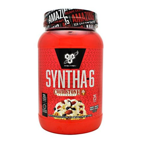 Syntha-6 Berry Berry Berry Good 25 Each by BSN Inc.