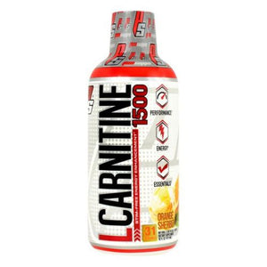 L-Carnitine 1500 Orange Sherbet 16 Oz by Pro Supps (4754033639509)
