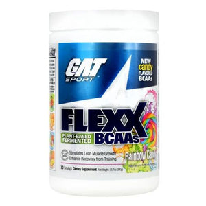 Flex BCAA Rainbow Candy 30 Servings by German American Technologies (4754033737813)