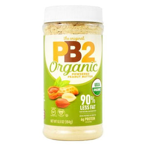 PB2 Powder Organic Peanut Butter 6.5 Oz by Bell Plantation (4754034753621)