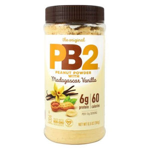 PB2 Powder Madagascar Vanilla 6.5 Oz by Bell Plantation (4754034786389)