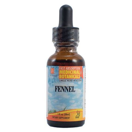 Fennel 1 Oz by L. A .Naturals