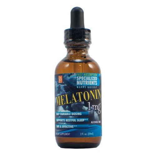 Melatonin 2 Oz by L. A .Naturals