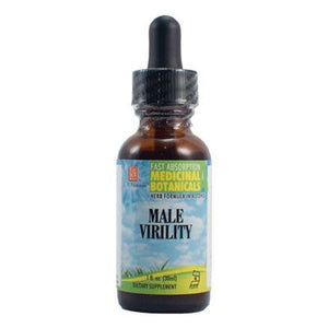 Male Virility 1 Oz by L. A .Naturals (4754046845013)