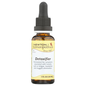 Detoxifier 1 Oz by Newton Homeopathics
