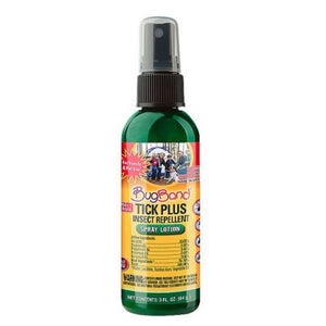 Tick Plus Insect Repellent Spray 3 Oz by BugBand (4754114052181)