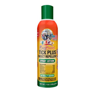 Tick Plus Insect Repellent Spray 7 Oz by BugBand (4754114084949)
