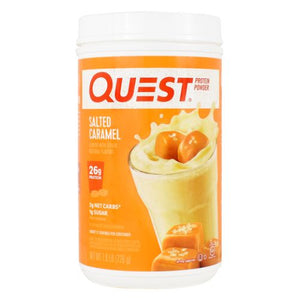 Protein Powder Salted Caramel 1.6 lbs by Quest Nutrition