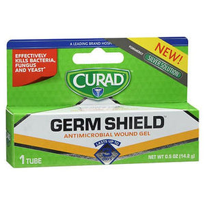 Curad Germ Shield Antimicrobial Wound Gel 0.5 Oz by Curad (4754142068821)