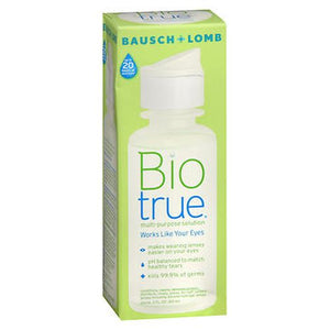 Bausch + Lomb Biotrue Multi-Purpose Solution 2 Oz by Bausch And Lomb (4754142888021)