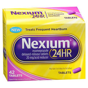 Nexium 24Hr Acid Reducer Tablets 14 Tabs by Nexium 24HR (4754171166805)