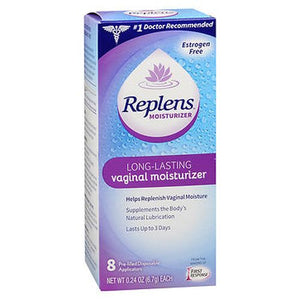 Replens Long-Lasting Vaginal Moisturizer 8 Each by Arm & Hammer (4754180440149)