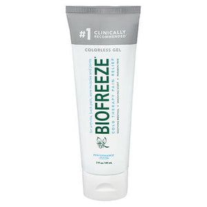 Biofreeze Pain Relieving Gel 3 Oz by Biofreeze (4754185355349)