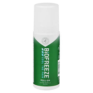 Biofreeze Pain Relieving Roll-On 2.5 Oz by Biofreeze (4754185420885)