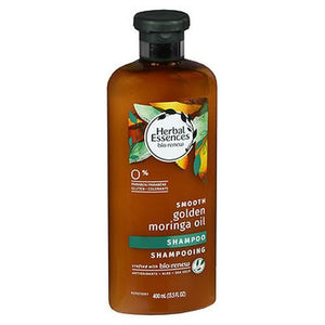 Herbal Essences Bio Renew Smooth Golden Moringa Oil Shampoo 13.5 Oz by Herbal Essences (4754189320277)