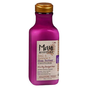 Maui Moisture Heal & Hydrate + Shea Butter Conditioner 13 Oz by Maui Moisture (4754191908949)