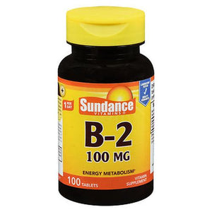 Sundance B-2 Tablets 100 Tabs by Sundance (4754195742805)