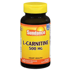 Sundance L-Carnitine Quick Release Capsules 60 Caps by Sundance (4754214551637)