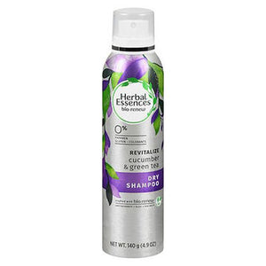 Herbal Essences Renew Revitalize Dry Shampoo Cucumber & Green Tea 4.9 Oz by Herbal Essences (4754217271381)