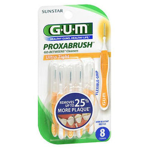 Gum Proxabrush Go-Betweens Cleaners Ultra Tight 10 Each by Gum (4754226380885)