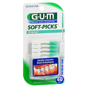Gum Soft-Picks Original 50 Each by Gum (4754226479189)